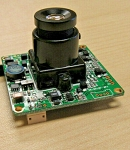 BOARD LEVEL PAL CCD HD CAMERA