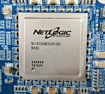 NETLOGIC NL101024EGUH-300 IC PROCESSOR - LOT OF 10pcs