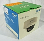 NEW PELCO FD5-V9-6 DOME FIX STD OUTDOOR 12/24V-NTSC 3-9mm LENS