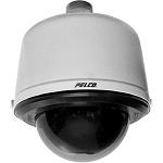 NEW Pelco SD429-PG-E0 Spectra Smoked Pendant Dome Camera, 29x (Light Gray, NTSC)