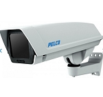 NEW Pelco EH16-2MTS Outdoor Vandal-Resistant Cam Encl, 24VAC, Wall Mount/Shroud