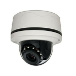 NEW PELCO IMP521-1RS 5 MEGAPIXEL NETWORK OUTDOOR IR CAMERA DOME 3-10.5MM LENS
