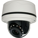 NEW Pelco IMP321-1ES 3MP Outdoor Network Mini Dome Cam w/ Night Vision & Heater