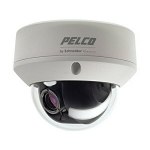 NEW Pelco FD5-DV10-6 650TVL Outdoor True Day/Night Dome Camera, 2.8-10.5mm, NTSC