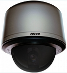 Pelco SD423-PG-E1-X 540 TVL Analog Clear In/Out Dome Camera, 23X, PAL