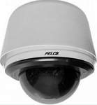NEW Pelco S5118-EG0 18x Spectra HD IP Outdoor Pendant PTZ Dome System, Smoked