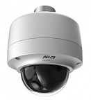 NEW Pelco IMP519-1E 5 Megapixel IP Enviornmental Minidome IP Camera, 3-9mm Lens