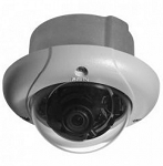 NEW Pelco IMS0LW10-1 Sarix 0.5MP Day/Night IP Mini Dome Camera, 2.8-10mm Lens