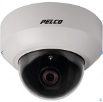 NEW Pelco IS21-DWSV8F Indoor SD5 Day/Night Mini Dome Camera