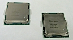 INTEL E5-2640V4 XEON PROCESSOR J626B607 - LOT OF 2