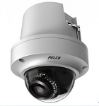 NEW Pelco IMP219-1ER 2 Megapixel Environmental In-Ceiling IR Dome Camera, 3-9mm