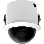 NEW Pelco Spectra S6220-FWL1 1080p PTZ Network In-Ceiling Dome Cam (Open Box)