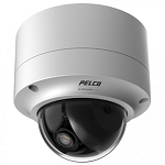 Pelco IMP519-1ES 5 Megapixel Environmental Surface Mount Network Minidome IP Camera