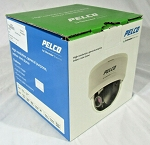 NEW PELCO FD2-IRV10-6X DOME FIX STD INDOOR 12/24V IR PAL 2.8-10.5 LENS CAMERA