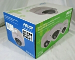 NEW Pelco IME119-1VS Sarix 1Megapixel D/N Vandal Network Mini Dome Camera, 3-9mm