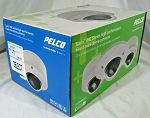 NEW Pelco IMES19-1I 0.5 Megapixel Sarix Indoor In-Ceiling Network Mini Dome Cam