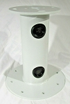 PELCO PM2010 HEAVY DUTY MOUNT FOR P/T's or ENCLOSURES
