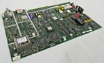 MACKAY COMMUNICATIONS QR0F2199001-2 R3-E COMMUNICATION BOARD