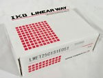 NEW NIPPON THOMPSON LWET25C1S1E051 IKO INTERCHANGABLE LINEAR WAY