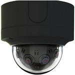 NEW Pelco IMM12036-B1S 12 Megapixel  360° Surface Indoor Cam, 2.7mm Lens,BLACK