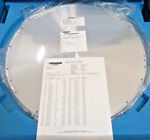 NEW PRAXAIR MRCFAL0023203 ALUMINUM SPUTTERING TARGET AI-PMRC-99.9995%-UTh1 REV A