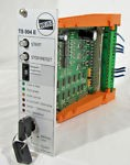 WEISS TS 004 E INDEXER CONTROL MODULE BOARD W/ KEYS