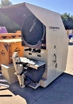 ST INDUSTRIES INC./SCHEER TUMICO 22-5800 30'' HORIZONTAL BEAM OPTICAL COMPARATOR