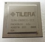 TILERA TLR4-01680CG-12CE HIGH PERFORMANCE 16 CORE PROCESSOR TILEGX16A2A