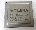 TILERA TLR4-03680CG-12CE 36 CORE HIGH PERFORMANCE PROCESSOR TILE-GX36A2B