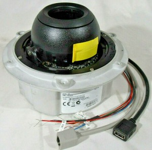 PELCO IEE20DN Sarix Outdoor Fixed Dome, NO CAM - LOT OF 6 (FOR PARTS)
