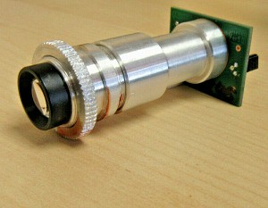 A4 VISION LASER DIODE DRIVER FOR BIOMETRIC EYE RECOGNITION SYSTEM