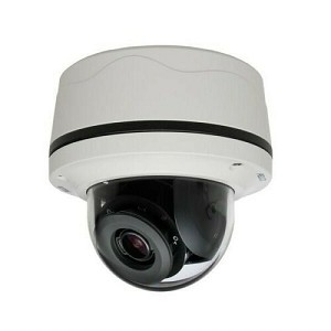 NEW Pelco IMP521-1ES 5 Megapixel Network Outdoor Dome Camera, 3-10.5mm Lens