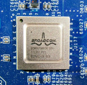 BROADCOM BCM84754A1KFSBG QUAD-CHANNEL IC 10GBE SFI-TO-XFI PH - LOT OF 5pcs