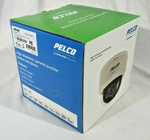 NEW PELCO FD2-V10-6 DOME FIX STD INDOOR 12/18-32V NTSC 2.8-10.5 LENS