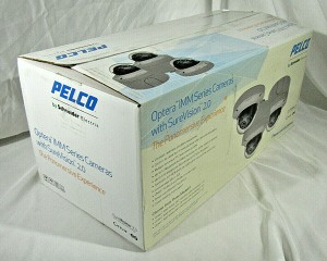 NEW PELCO IMM12036-1ES DRGNFLY 12MP 360 ENV SURF MT GRY CAMERA