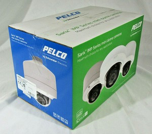 NEW PELCO IMP519-1ERP IP SRX P ENV IR PM POE24V MDOME 5MP CAMERA