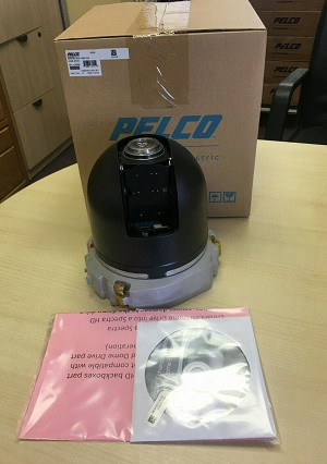 NEW Pelco D6230 Spectra Enhanced PTZ MODULE WITH CAMERA
