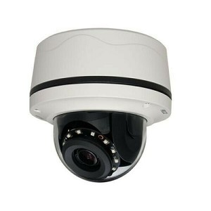 NEW Pelco IMP321-1RS 3 Megapixel Network Outdoor IR Dome Camera, 3-10.5mm Lens