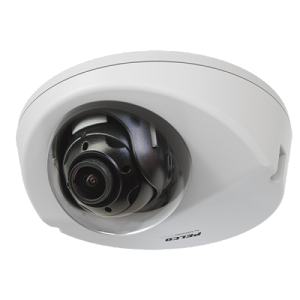 NEW Pelco IWP121-1ES 1 Megapixel Sarix Pro Outdoor Wedge IP Dome Camera, 2.8mm