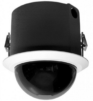 NEW Pelco S6230-FWL0 Spectra Enhanced Low Light HD 2MP In-Ceiling 30X PTZ Cam
