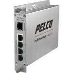 NEW Pelco EthernetConnect EC-4BY1SWC/U Series 4-Port