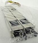 NEW ETASIS EFRP-S2507H W/2EACH S507H71 500 WATT REDUNDANT POWER SUPPLIES