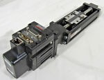 ANIMATICS SM2315DT SMARTMOTOR W/ REXROTH R021KK3099 LINEAR ACTUATOR STAGE